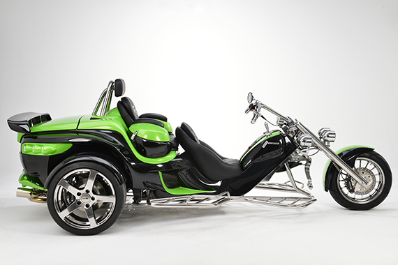 Exclusive Canadian Distributor For Rewaco Trikes Len S