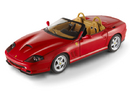 FERRARI 550 BARCHETTA  PININFARINA RED by HOT WHEELS ELITE EDITION