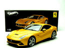 FERRARI F12 BERLINETTA YELLOW 1:18 BY HOT WHEELS ELITE EDITION