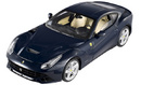 FERRARI F12 BERLINETTA BLUE 1:18 BY HOT WHEELS ELITE EDITION