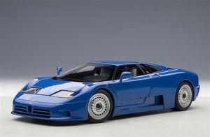 BUGATTI EB110 GT BLUE 1:18 by AUTOart