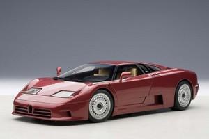 BUGATTI EB110 GT RED 1:18 by AUTOart