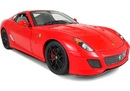 FERRARI 599 GTO SCUDERIA RED 1:18 by HOT WHEELS ELITE EDITION