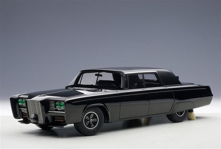 BLACK BEAUTY FROM TV SHOW THE GREEN HORNET 1:18 SCALE by AUTOart NEW RELEASE