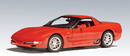 2001 CHEVROLET CORVETTE Z06 COUPE RED by AUTOart 71061 1:18