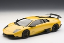 LAMBORGHINI MURCIELAGO LP670-4 SV GIALLO ORION YELLOW by AUTOart 1:18 #74616 NEW