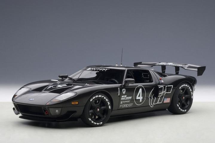 2005 FORD GT LM RACECAR SPEC II CARBON FIBRE