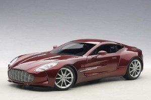 ASTON MARTIN ONE-77 DIAVOLO RED by AUTOart 1:18 #70245 BRAND NEW IN BOX