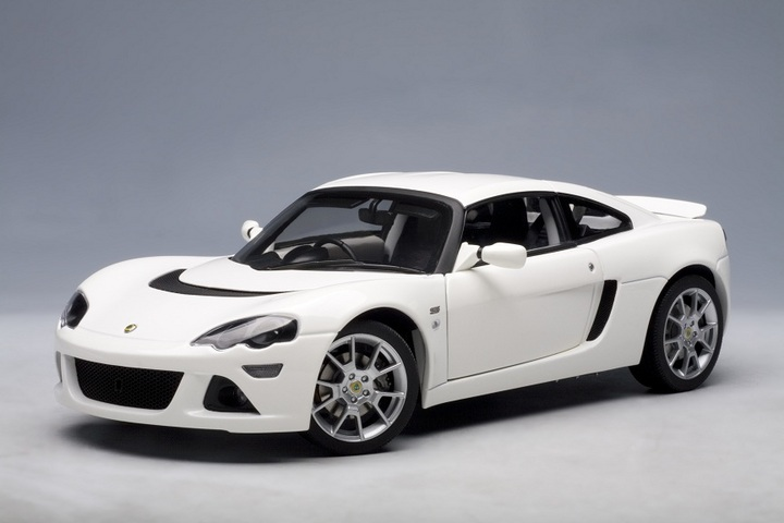 LOTUS EUROPA S WHITE by AUTOart #75368