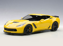 2015 CHEVROLET CORVETTE C7 Z06 RACING YELLOW by AUTOart #71263