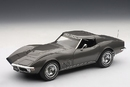 1970 CHEVROLET CORVETTE COUPE LAGUNA GRAY by AUTOart #712