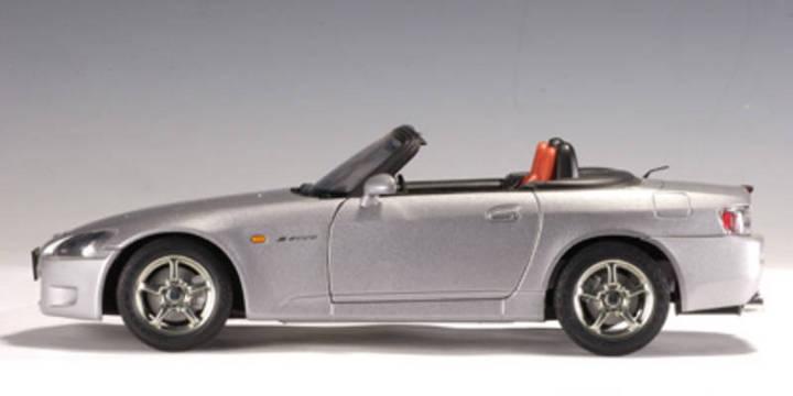 SALE Honda S2000 Gray 1/18 Scale by AUTOart SALE