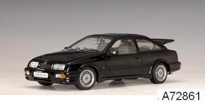 SALE Ford Sierra RS BLACK 1/18 Scale by AUTOart SALE