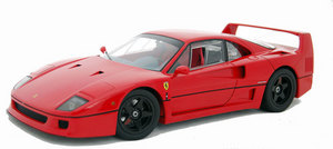 Ferrari F40 Lightweight RED by KYOSHO 1/18 Scale