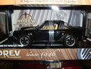 Porsche 911 Carrera Turbo Targa Black 1/18th Scale by Norev