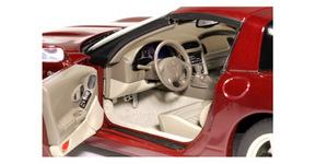 2003 Chevrolet Corvette Coupe 50th Anniversary 1/18th Scale by AUTOart