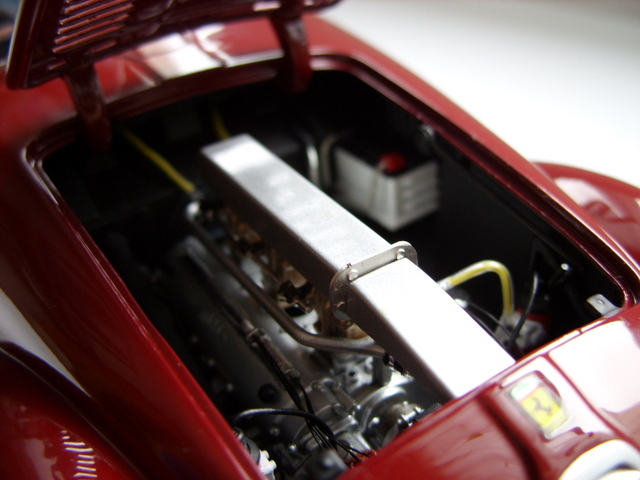 SALE Ferrari 125 S Red  1/18 Scale by Hot Wheels ELITE Edition SALE