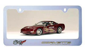 2003 Chevrolet Corvette Coupe 50th Anniversary Pace Car 1/18th Scale by AUTOart