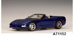 Chevrolet Corvette Convertible C5 Blue LeMans Commerative Edition 1/18 scale by AUTOart