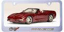 2003 Chevrolet Corvette Convertible 50th Anniversary 1/18th Scale by AUTOart