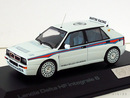 Lancia Delta Integrale Evoutzione White  MARTINI 1/18th Scale by KYOSHO