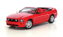 SALE Ford Mustang GT Convertible Red 1/18 Scale by AUTOart SALE