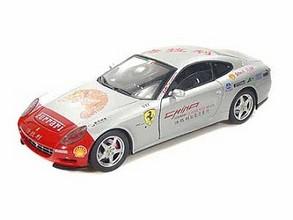 SALE Ferrari 612 Scaglietti China 1/18 Scale by Hot Wheels ELITE Edition SALE