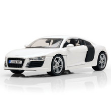 SALE AUDI R8 White 1:18th Scale by Maisto SALE