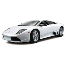 SALE Lamborghini Murcielago LP640 Pearl  White 1:18th Scale by Maisto SALE