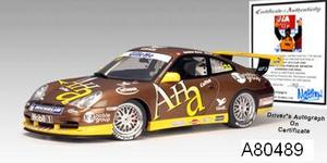 SALE PORSCHE 911 GT3R ASIAN CARRERA CUP 2004 A-HA M.MARSH #33 SALE