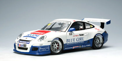 SALE PORSCHE 911 (997) GT3 CUP 2006 PCCA WINNER #88  SALE