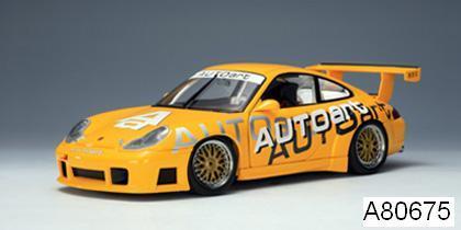 SALE PORSCHE 911(996) GT3R (AUTOart LIVERY) LIMITED EDITION 2000PCS WORLDWIDE SALE