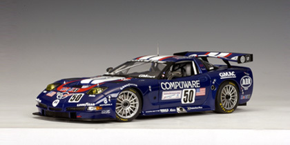 SALE CHEVROLET CORVETTE C5R 2003 24HR L.M. O.GAVI / .PILGRIM / K.COLLINS #50 by AUTOart SALE