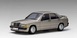 SALE Mercedes-Benz 190 E 2.3 16V Silver 1/18th Scale by AUTOart SALE