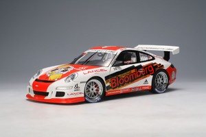 SALE Porsche 911 ( 997 ) GT3 CUP Carrera #98 Bloomberg Racecar by AUTOart 1 of 2000 SALE