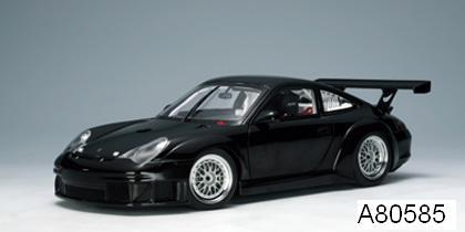SALE Porsche 911 GT3 RSR Carrera Cup AUTOart Plain Body Street Version Black SALE