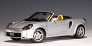 SALE Toyota MR2 Spyder Silver 1:18 Scale by AUTOart