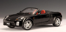 SALE Toyota MR2 Spyder Black 1:18 Scale by AUTOart SALE