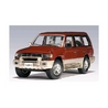SALE Mitsubishi Pajero LWB Red Metalic by AUTOart 1:18 Scale SALE