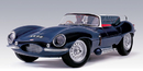 SALE Jaguar XK SS 1956 Blue 1/18th Scale by AUTOart SALE