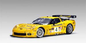 Chevy Corvette C6R Winner Laguna Seca 05 #4 O. Gavino/Bertta 1:18 AUTOart RARE