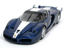 Ferrari FXX  Blue1/18 Scale by Hot Wheels ELITE Edition