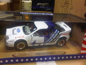 FORD RS200 White Rally Car by Ricko