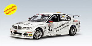 BMW 320i (E46) WTCC 2005 J.MULLER #42 1:18 by AUTOart #80542