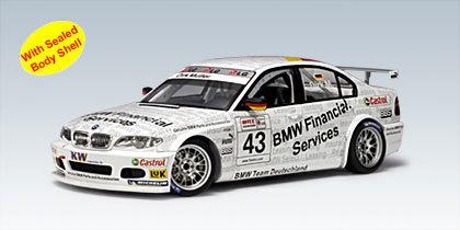 BMW 320i (E46) WTCC 2005 D.MULLER #43 1:18 by AUTOart #80542