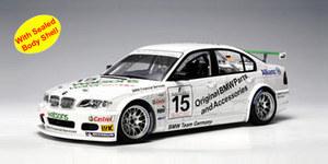 BMW 320i (E46) MACAU GUIA RACE 2004 WINNER J.MULLER #15 1;18 by AUTOart #80449