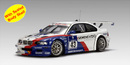 BMW M3 GTR 24 HRS NURBURGRING 2004 #43 1:18 by AUTOart #80446