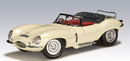 Jaguar  XK SS (1956) 1:18 by AUTOart Cream