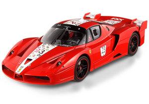 Ferrari FXX Franck Muller #23-Red 1:18 by Hot Wheels Elite