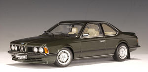 BMW 635 CSi Green 1:18 by AUTOart RARE DISCONTINUED